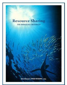 Resource sharing w border
