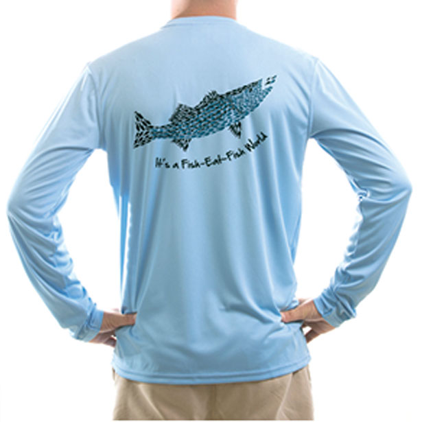 Striped Bass and Menhaden TShirt