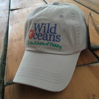 Wild Oceans Logo Cap